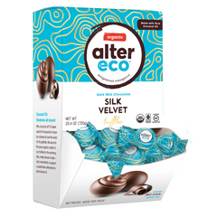 Alter Eco Velvet Milk Chocolate Truffles - Go Vita Batemans Bay