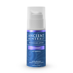 Ancient Minerals Magnesium Lotion Goodnight - Go Vita Batemans Bay