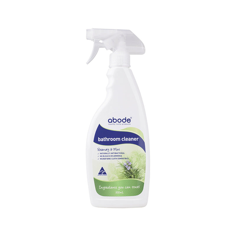 Abode Bathroom Cleaner Rosemary & Mint - Go Vita Batemans Bay