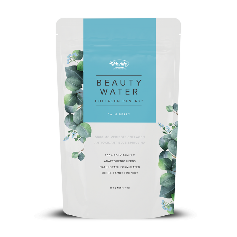 Morlife Beauty Water Calm Berry - Go Vita Batemans Bay