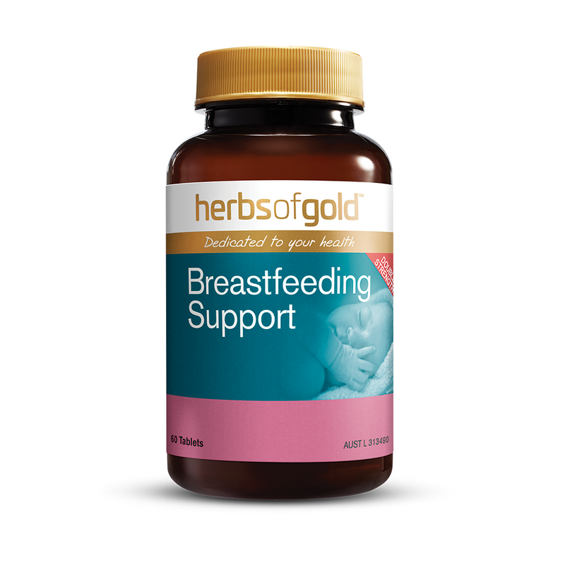 Herbs of Gold Breast Feeding Support