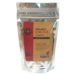 Changing Habits Organic Cacao Chips