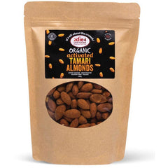 2die4 Activated Organic Tamari Almonds - Go Vita Batemans Bay