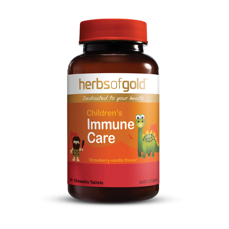 Herbs of Gold Children's Immune Care - Go Vita Batemans Bay