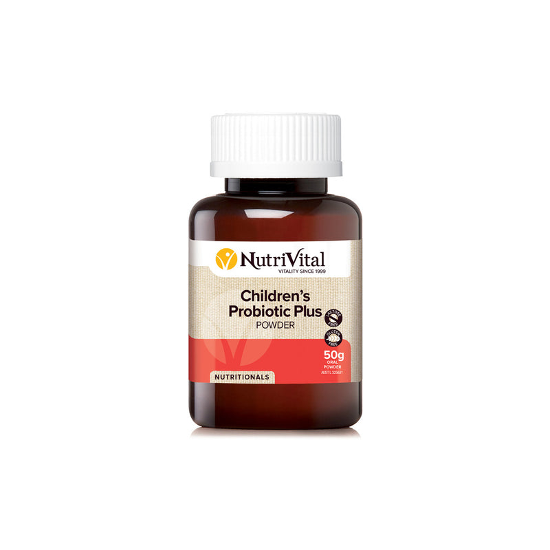 NutriVital Children's Probiotic Plus Powder - Go Vita Batemans Bay