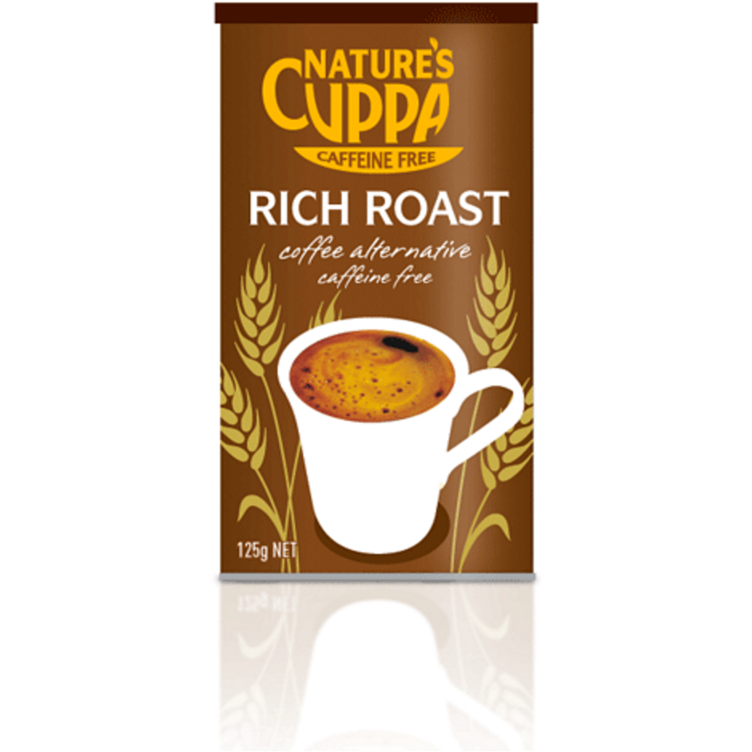 Nature's Cuppa Rich Roast Coffee Alternative - Go Vita Batemans Bay