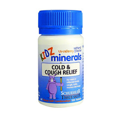 Martin & Pleasance Kidz Minerals Cough & Cold Relief