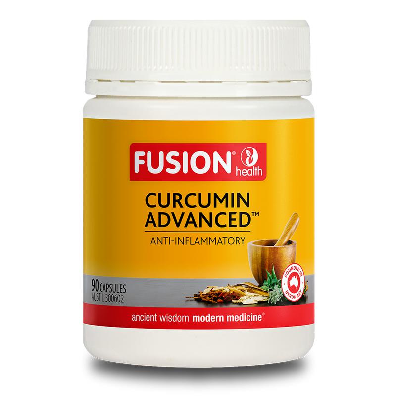 Fusion Curcumin Advanced - Go Vita Batemans Bay