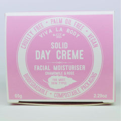 Viva La Body Day Solid Day Crème - Face Moisturizer - Go Vita Batemans Bay