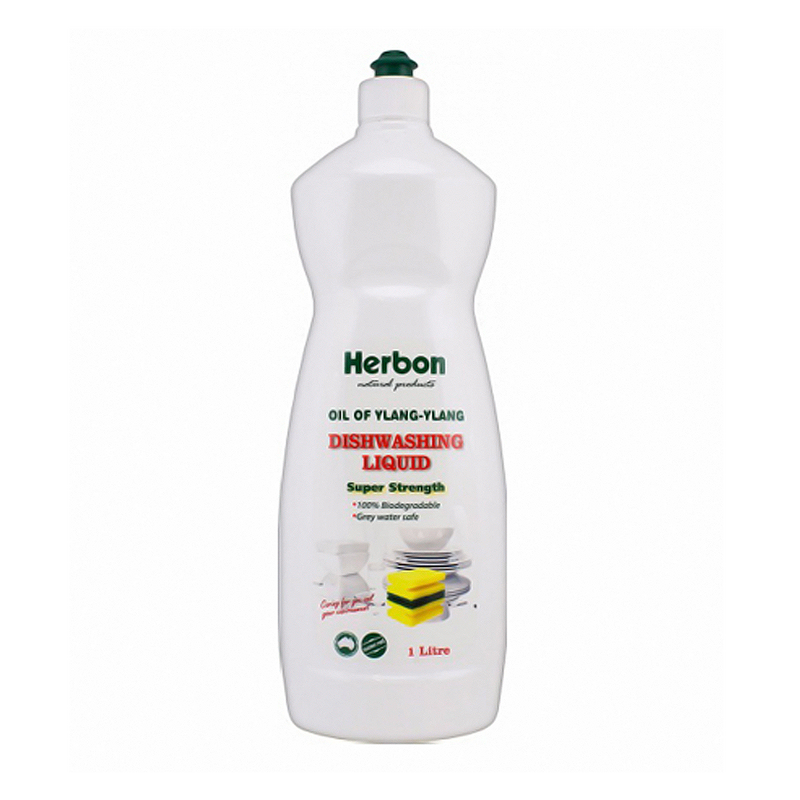 Herbon Dishwashing Liquid - Go Vita Batemans Bay