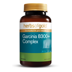 Herbs of Gold Garcinia 8300+ Complex - Go Vita Batemans Bay