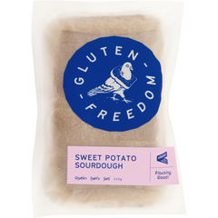 Gluten Freedom Bread Sweet Potato Sourdough - Go Vita Batemans Bay