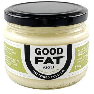 Undivided Food Co Good Fat - Aioli - Go Vita Batemans Bay
