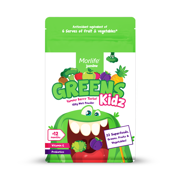 Morlife Greens Kidz - Go Vita Batemans Bay