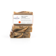 Harvest Garden Sweet Orange & Cinnamon Soap - Go Vita Batemans Bay