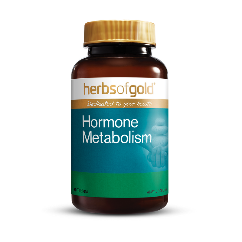 Herbs of Gold Hormone Metabolism - Go Vita Batemans Bay