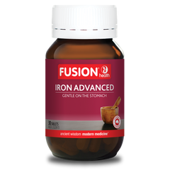 Fusion Iron Advanced