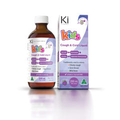 Martin & Pleasance Kidz Cold & Cough Relief - Go Vita Batemans Bay