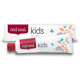 Red Seal Toothpaste - Kids Natural - Go Vita Batemans Bay