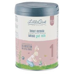 Little Oak Natural Goat Milk Infant Formula - Stage 1 (0-6 months)