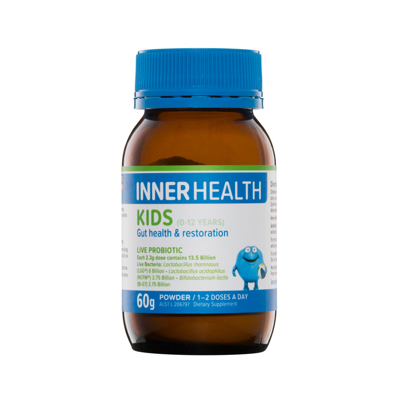 Ethical Nutrients Inner Health Kids Powder - Go Vita Batemans Bay