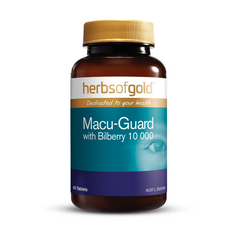 Herbs of Gold Macu-Guard with Bilberry 10000