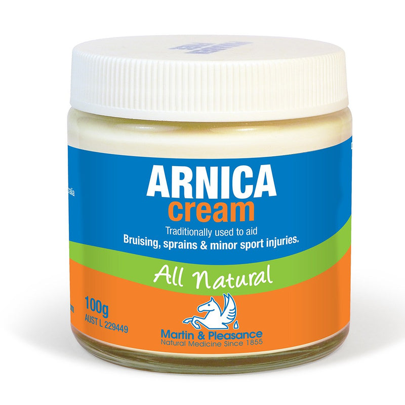 Martin & Pleasance Herbal Cream - Arnica - Go Vita Batemans Bay
