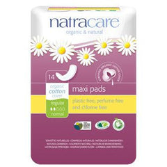 NatraCare Regular Pads - Go Vita Batemans Bay