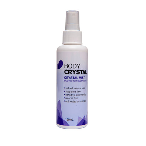Body Crystal Crystal Mist Fragrance Free - Go Vita Batemans Bay