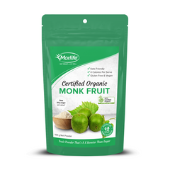 Morlife Monk Fruit Powder - Go Vita Batemans Bay