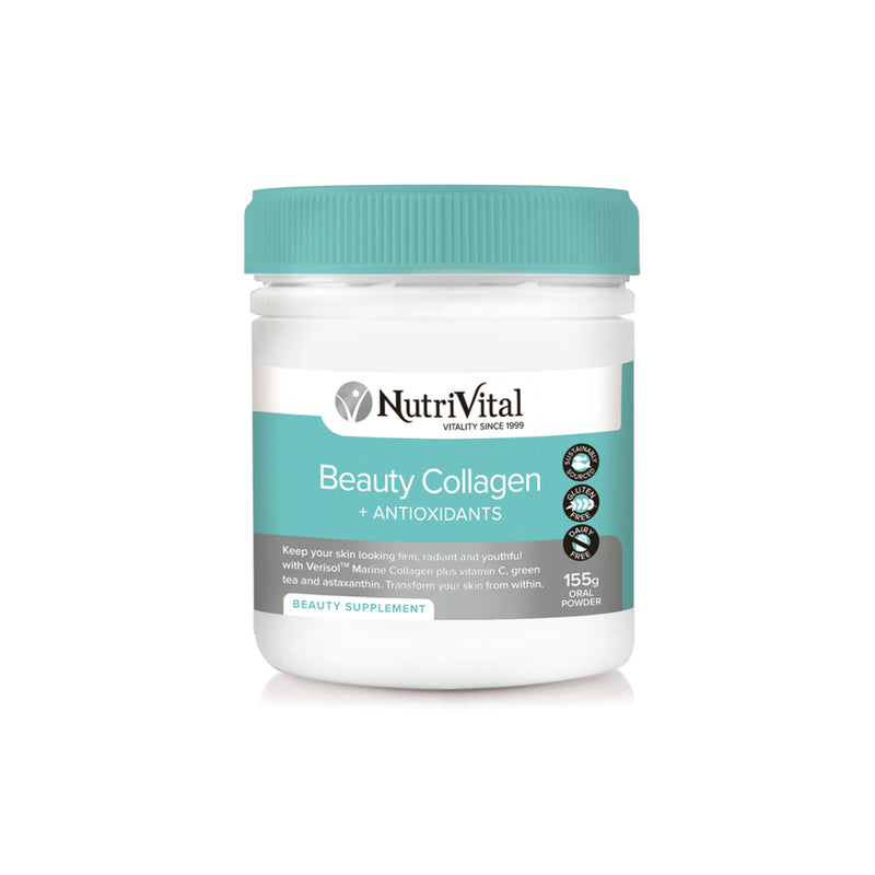 NutriVital Beauty Collagen + Antioxidants - Go Vita Batemans Bay