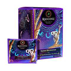 Roogenic Native Relaxation Tea Bags - Go Vita Batemans Bay