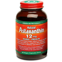 Green Nutritionals Astaxanthin - Go Vita Batemans Bay