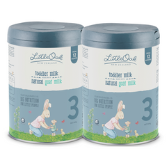 Little Oak Natural Goat Milk Toddler - Stage 3 (From 1 Year)