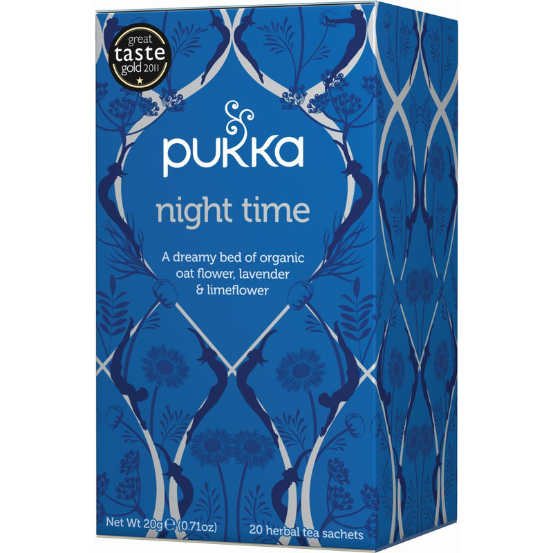 Pukka Night Time Tea - Go Vita Batemans Bay