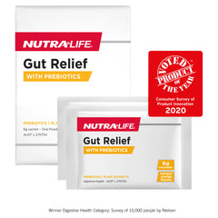 Nutra-Life Gut Relief - Go Vita Batemans Bay