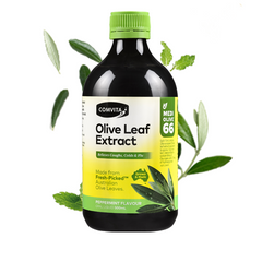Comvita Olive Leaf Extract Peppermint - Go Vita Batemans Bay