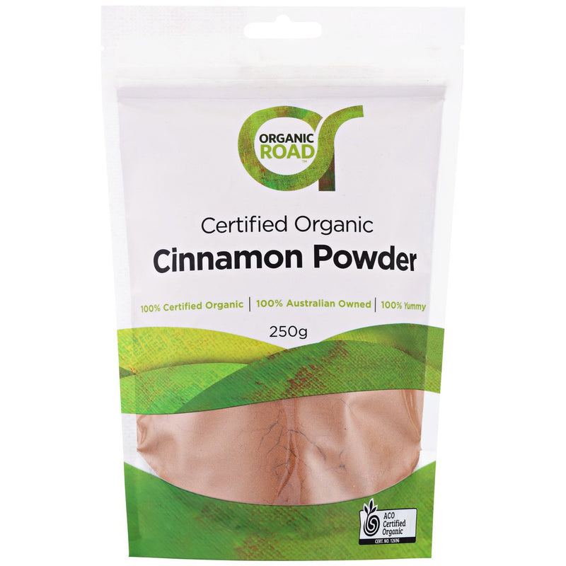 Organic Road Cinnamon - Go Vita Batemans Bay