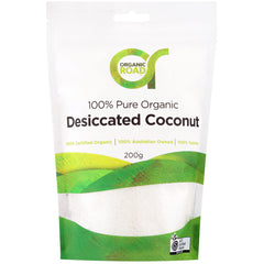 Organic Road Dessicated Coconut - Go Vita Batemans Bay