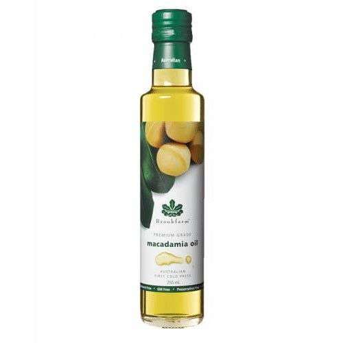 Brookfarm Macadamia Oil - Go Vita Batemans Bay