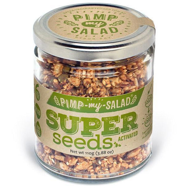 Pimp My Salad Super Seed Sprinkles - Go Vita Batemans Bay
