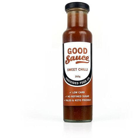 Undivided Food Co Good Sauce - Sweet Chilli
