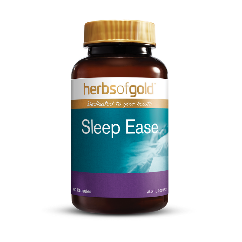 Herbs of Gold Sleep Ease - Go Vita Batemans Bay