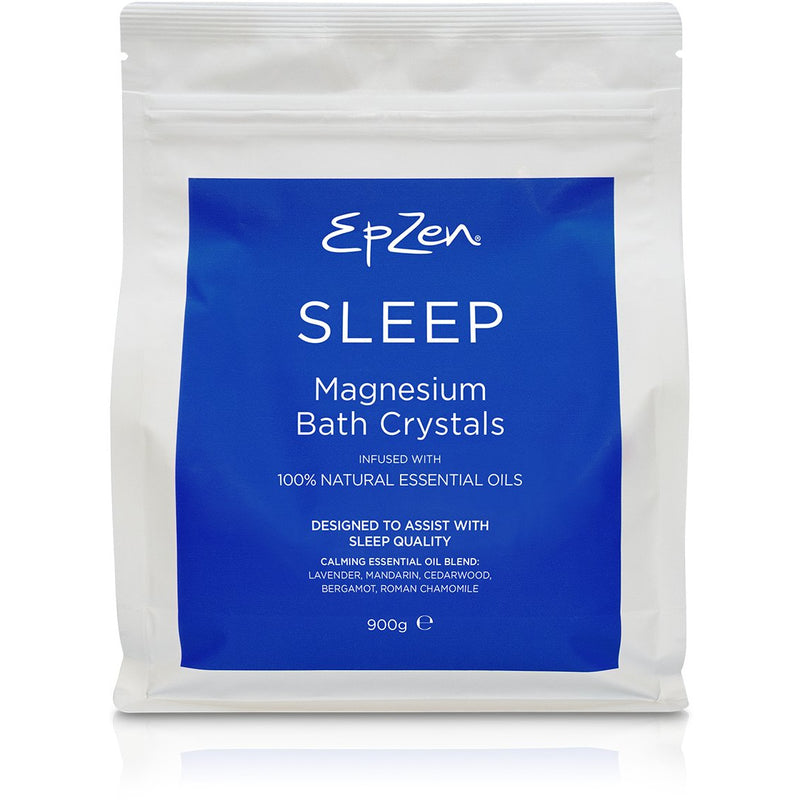 Epzen Magnesium Bath Crystals Sleep
