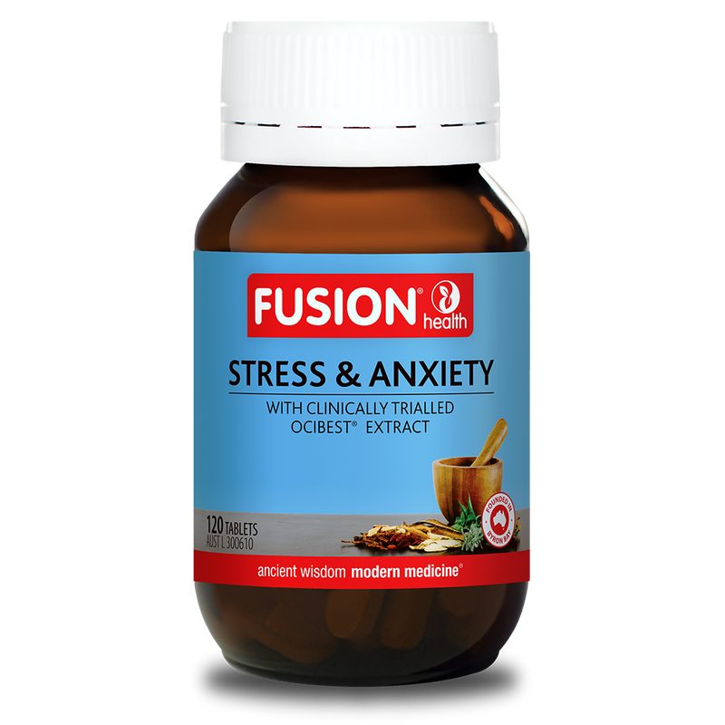 Fusion Stress & Anxiety - Go Vita Batemans Bay