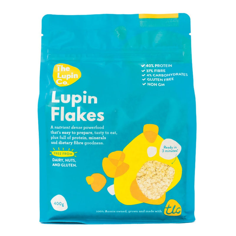 The Lupin Co Lupin Flakes - Go Vita Batemans Bay