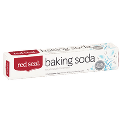 Red Seal Toothpaste - Baking Soda - Go Vita Batemans Bay