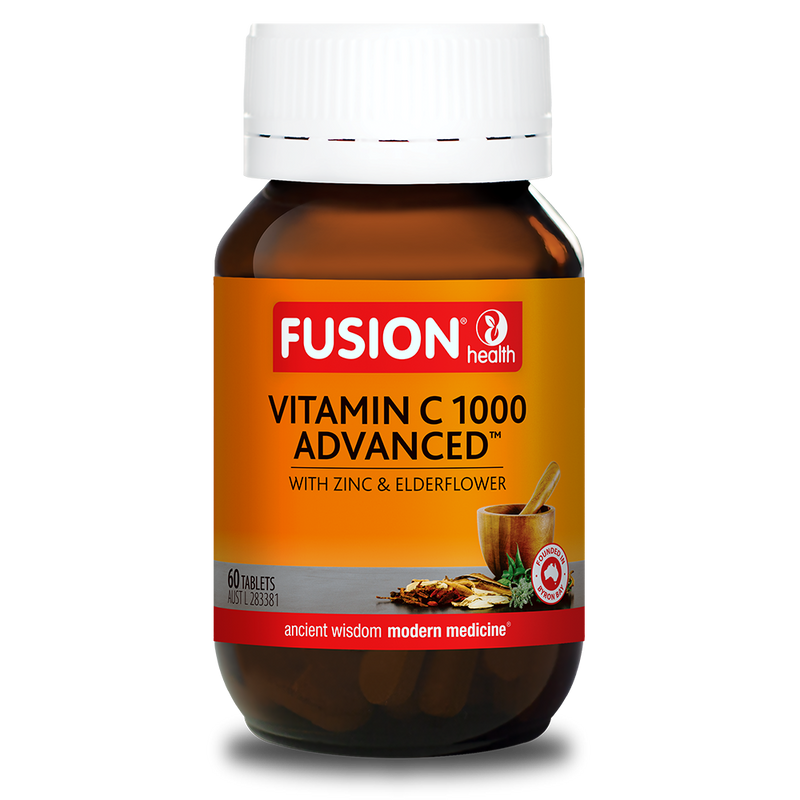 Fusion Vitamin C 1000 Advanced - Go Vita Batemans Bay