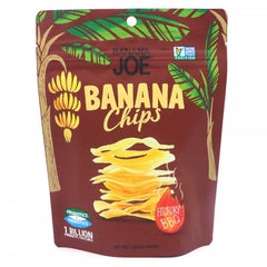 Banana Joe Banana Chips 46g - Go Vita Batemans Bay