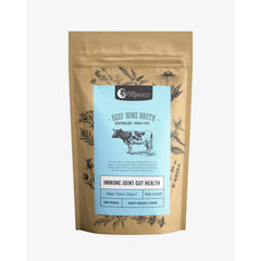 Nutra Organics Beef Bone Broth - Original - Go Vita Batemans Bay